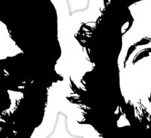 Jemaine & Bret Sticker
