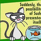 Suddenly Sushi by Wislander