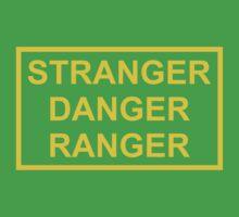 Stranger Danger Ranger Kids Clothes