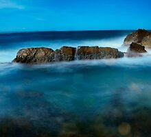 Forster Beaches NSW Australia by Liam Worth