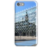 Copenhagen City Hall Reflection iPhone Case/Skin