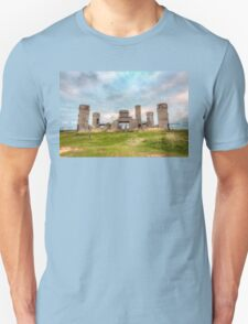 Old Stone Castle, France Unisex T-Shirt
