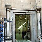 El Hussein Mosque in Cairo by monirgouda