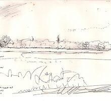 WESTHAM ISLAND BC, NOV 18 TH 2013(C2013)(SCAN) by Paul Romanowski