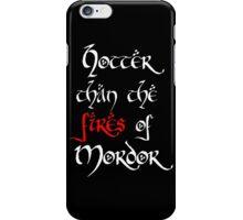 Hotter than Modor v2 iPhone Case/Skin
