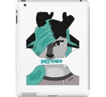 Miyako Furry iPad Case/Skin