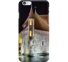 Palais de l'Isle in Annecy, France iPhone Case/Skin