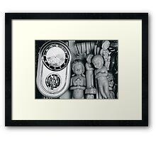 Fatima Religious Souvenirs Framed Print