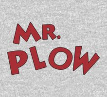 Mr. Plow Kids Clothes