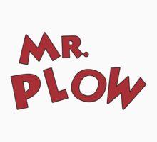 Mr. Plow Kids Clothes
