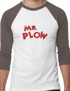 Mr. Plow Men's Baseball ¾ T-Shirt