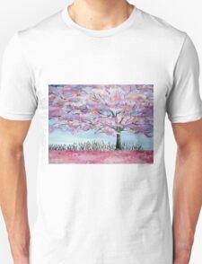 Cherry Blossom tree in Japan T-Shirt