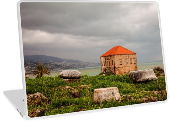 Ancient Ruins Byblos Lebanon by Joshua McDonough Photography