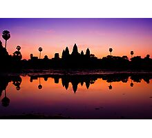 Angkor Wat Sunrise Photographic Print