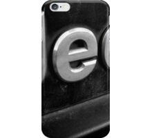 Filthy Jeep iPhone Case/Skin