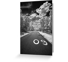 Safe Roads 09 Greeting Card