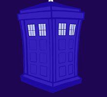The Blue Box by Matt Morrow