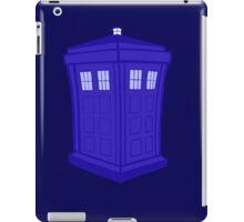 The Blue Box iPad Case/Skin