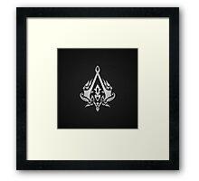 Assassins Creed Logo Framed Print