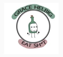 Grace Helbig Logo by rubyoakley