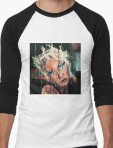Punk Rock Girl Men's Baseball ¾ T-Shirt