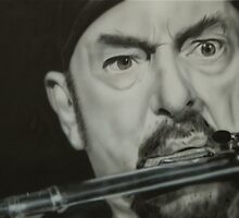 ian anderson ` jethro tull ` by milsey