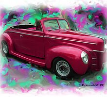 40' Ford Convertable by ezcat