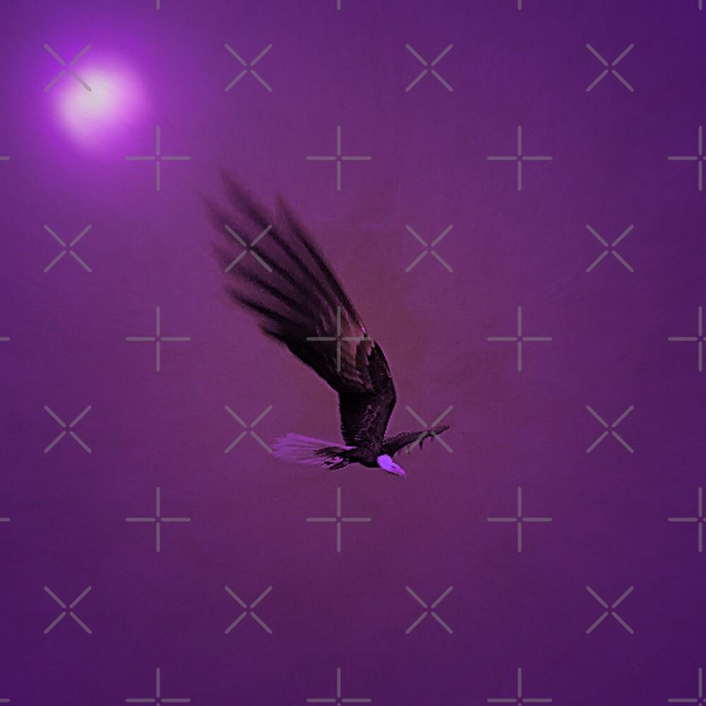 Once In A Purple Moon...... by Gail Bridger