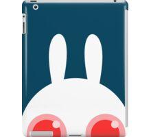 White bunny iPad Case/Skin