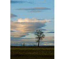 Lenticular Cloud Photographic Print