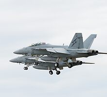 Super Hornets by Mark Prior