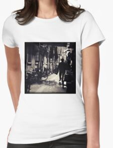 OLD SHANGHAI - Going Home Womens Fitted T-Shirt