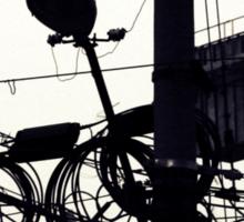 OLD SHANGHAI - High Speed Development Sticker