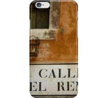 MERCHANT OF VENICE - A Random Alley iPhone Case/Skin