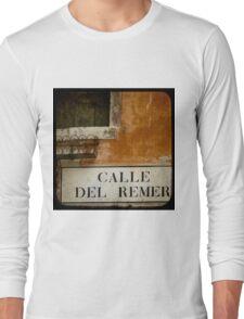 MERCHANT OF VENICE - A Random Alley Long Sleeve T-Shirt