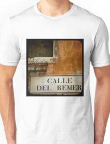 MERCHANT OF VENICE - A Random Alley Unisex T-Shirt