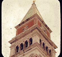 MERCHANT OF VENICE - Campanile di San Marco by Vanessa Sam