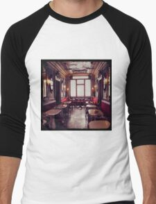 MERCHANT OF VENICE - Florian Tea Room Men's Baseball ¾ T-Shirt