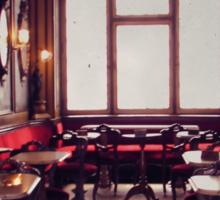 MERCHANT OF VENICE - Florian Tea Room Sticker