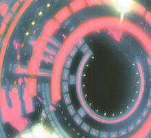 Cosmic Gateway Sticker