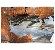 Rusty Hull Poster