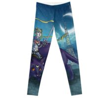 Armour Moon Legs Leggings