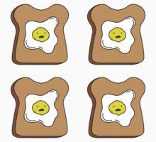 Egg-n-Toast by Mia Biagini