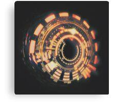 Cosmic Gateway   Blaze Canvas Print