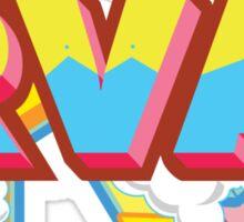 RVA - Wall Art Sticker