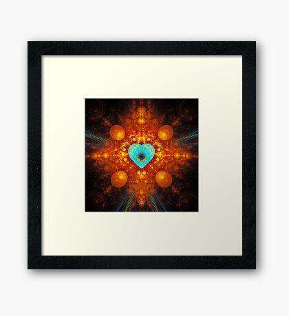 'Complex Desires' Framed Print
