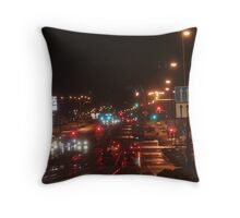 My Home Way (my city) Throw Pillow