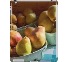 Pear Golden iPad Case/Skin