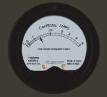 Caffeine Gauge by William Braucksiek