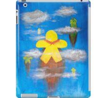 Flying hero meeps iPad Case/Skin